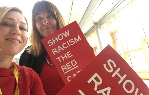 show racism