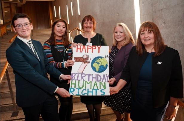 2018_12_13 Human rights